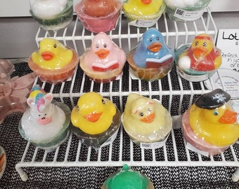 Kid Soaps with Toy