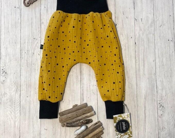 Muslin Pants Pumphose 74 Summer Pants