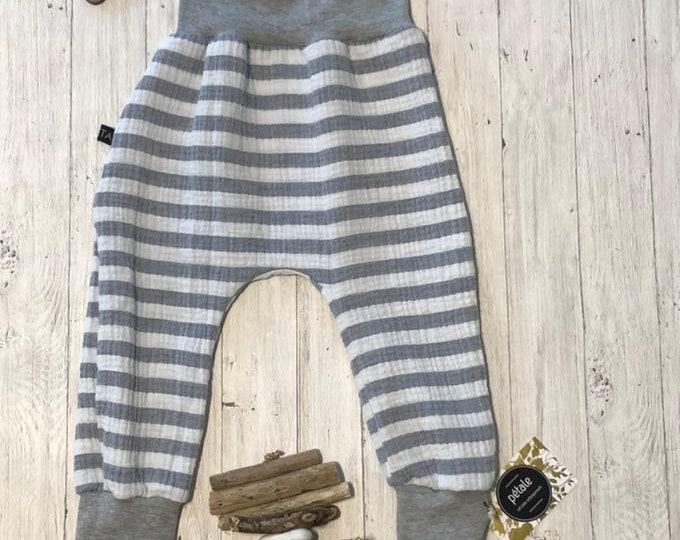 Muslin pants pumphose 92 summer pants