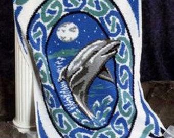 Dolphin Afghan