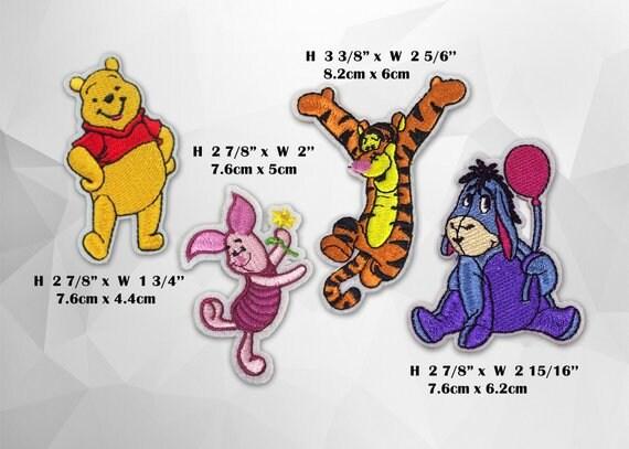 Tigger Hierro En Motivo-Disney Winnie the Pooh bebé ducha Adorno