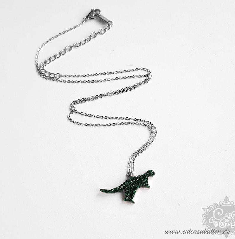 CAAB Chain /' DINO /' Dinosaur Statement stainless steel