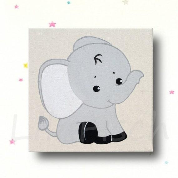 Bilder Kinderzimmer Elefant Babyzimmer Deco Madchen Junge Etsy