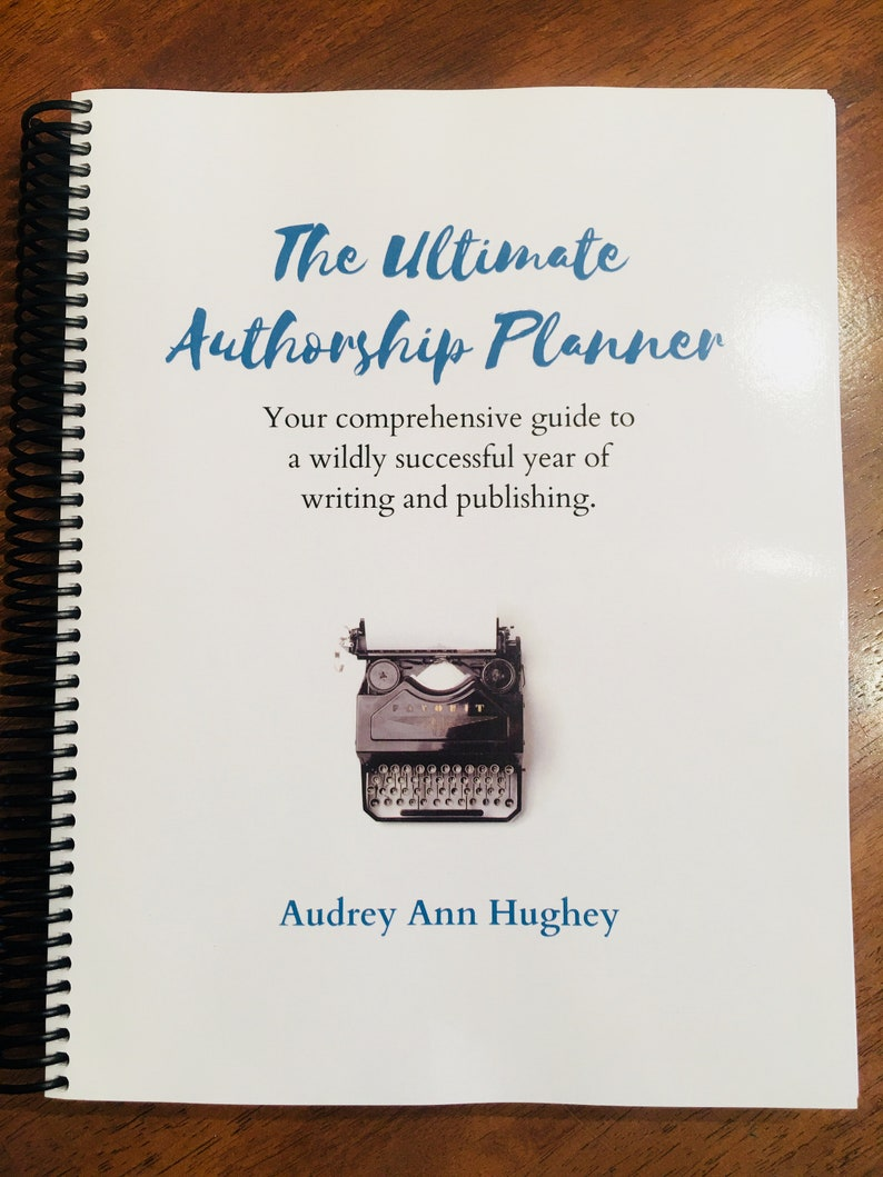 The Ultimate Authorship Planner  Printable image 0