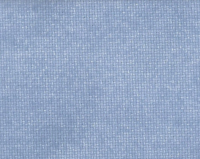 Colonial Blue Hand-dyed Evenweave from Vintage NeedleArts