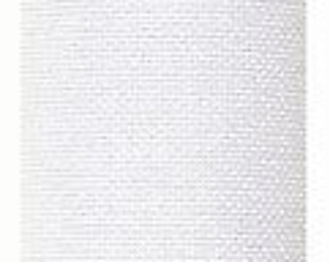 28 count White Monaco Evenweave (Limited Supply - DISCONTINUED by CHARLES CRAFT)
