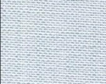 28 ct Light Blue Linen