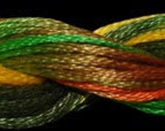 War Paint (01151) Threadworx over-dyed embroidery threads