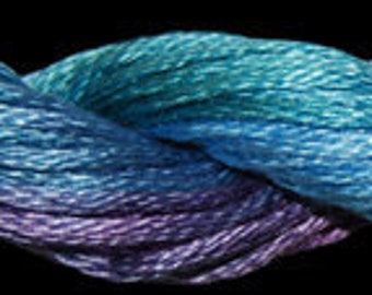 Tapestry (01139) Threadworx over-dyed embroidery threads