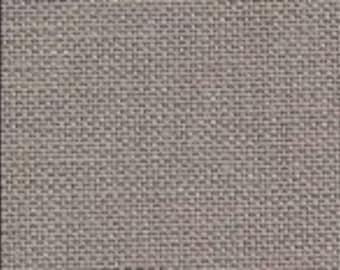 Dark Cobblestone Linen (36 40) from Zweigart
