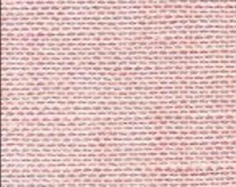 28 ct Pink Linen