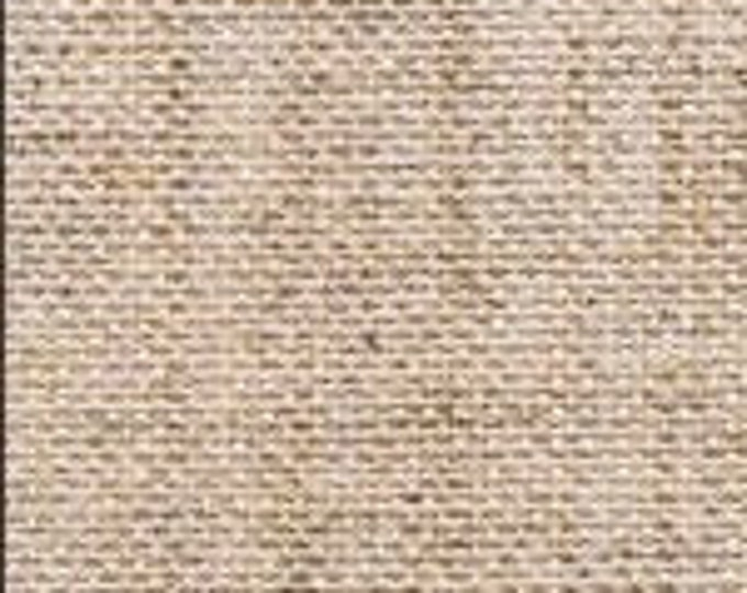 28 ct Beige Linen from Charles Craft/DMC