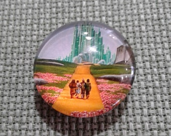 Wizard of Oz - Off to See The Wizard Needle Minder (0228)