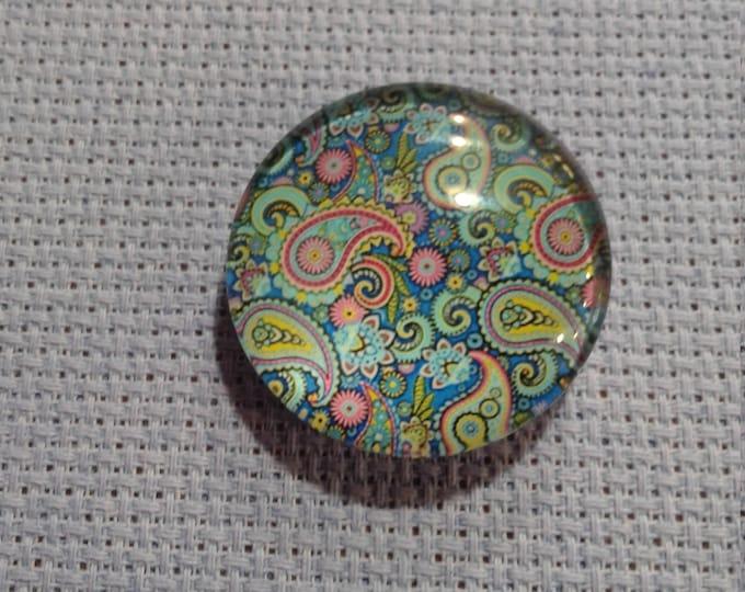 Paisley Needle Minder (0239) Vintage NeedleArts