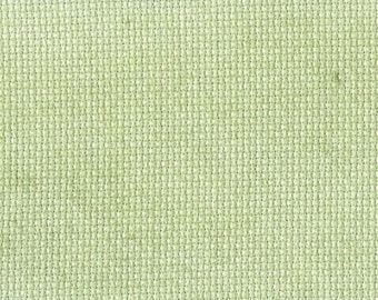 Green Apple Orphan Fabric Traditional Effect 14 count 5x29