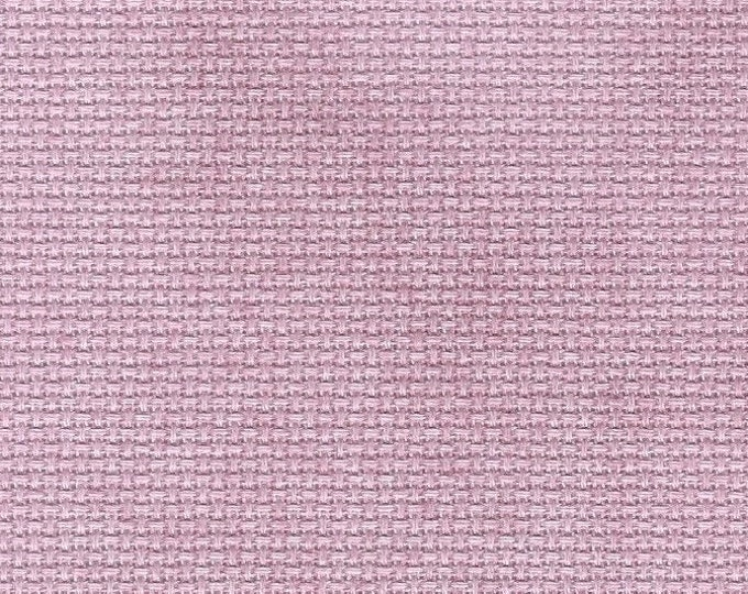 Tea Rose Orphan Fabric Traditional Effect 18 count 12 x 30