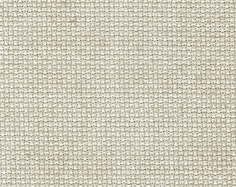 """Khaki Orphan Fabric Solid Effect 16 count 4 1/2"""" x 30"""""""