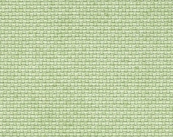 Sweet Grass Solid Orphan Fabric Solid Effect 18 count 6x30