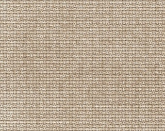 Nutmeg Solid Orphan Fabric