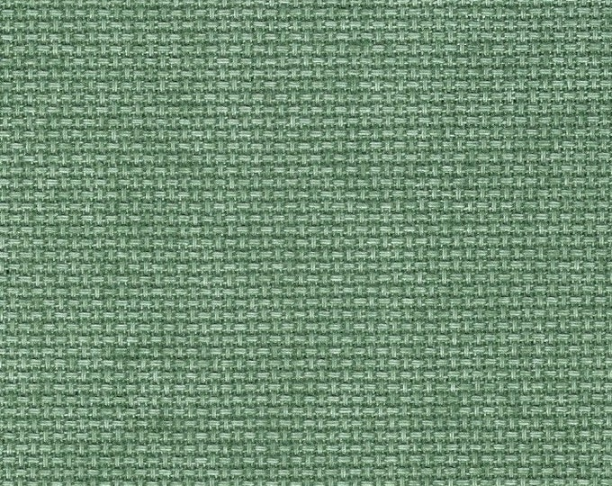 Emerald Green Solid Orphan Fabric