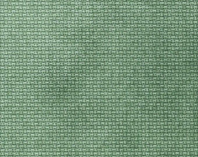 Emerald Green Traditional Orphan Fabric