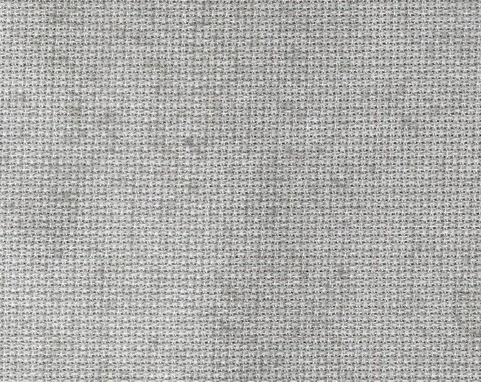 Granite Gray Traditional Orphan Fabric