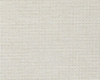 Cream 16 count Aida 43 x 73 cm Ivory