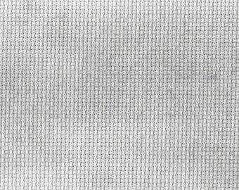Timeless Gray Traditional Opalescent Orphan Fabric