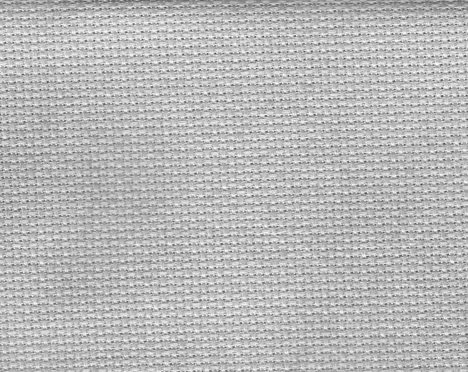 Pewter Orphan Fabric Traditional Effect 18 count 12x17