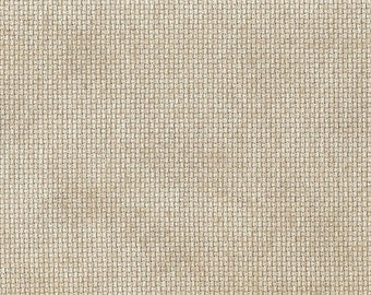 Cafae Au Lait Orphan Fabric Traditional Effect 18 count 6  x 30