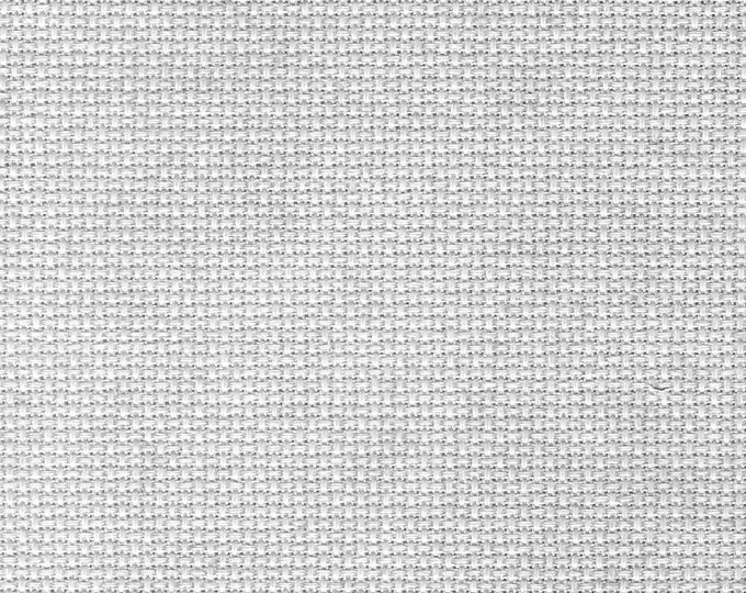 Timeless Gray Orphan Fabric Traditional Effect 18 count 11x14