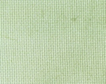 Sweet Grass Orphan Fabric Traditional Effect 18 count 6x30