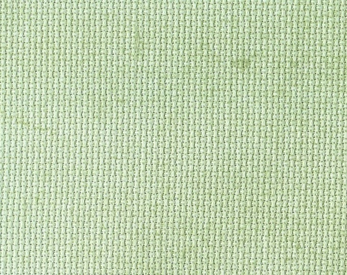 Sweet Grass Orphan Fabric Traditional Effect 18 count 11x13