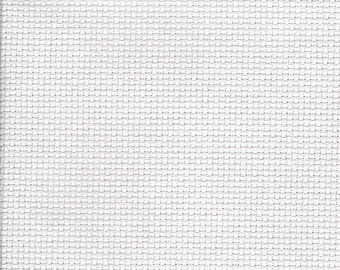 Ballet Slipper Orphan Fabric Solid Effect 16 count 6 x 29