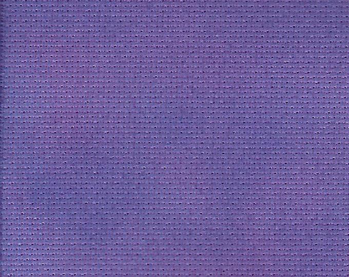 Purple Passion Traditional Hand-dyed Aida