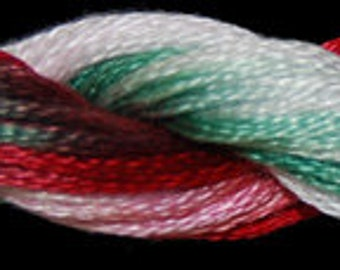 Christmas Candy (01086) Threadworx over-dyed embroidery threads