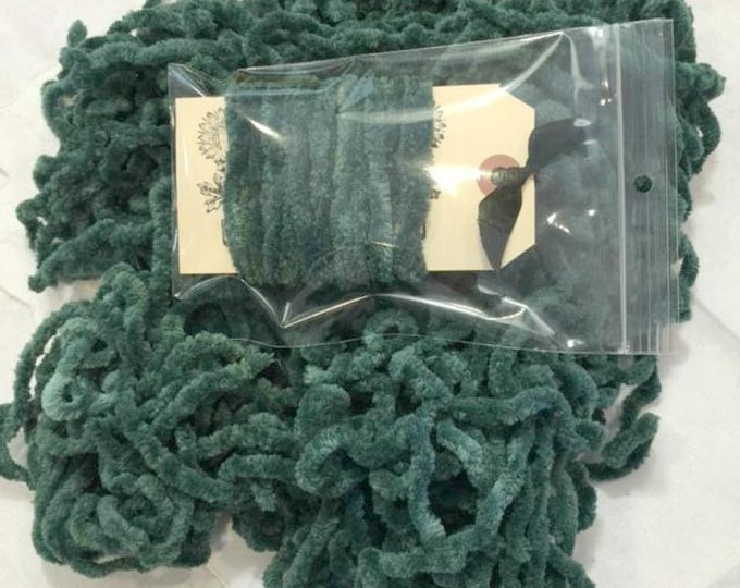 """1/4"""" Chenille Trim (Sequoia) by Lady Dot Creates"""