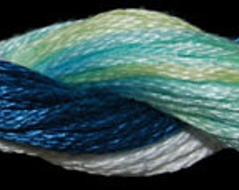 Captain Jack (010131) Threadworx over-dyed embroidery threads