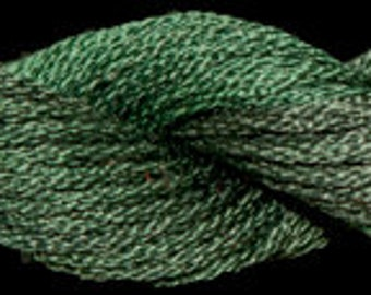 Deep Green (010485) Threadworx over-dyed embroidery threads