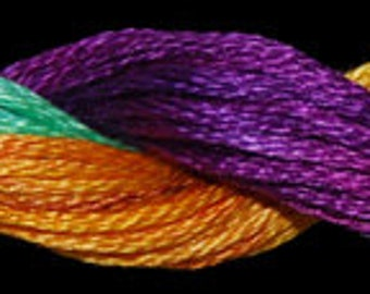 Bradley's Balloons (01154) Threadworx over-dyed embroidery threads