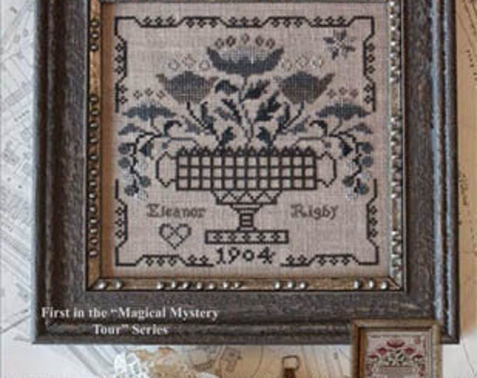 Eleanor Rigby and Sweet Baby by Blackbird Designs