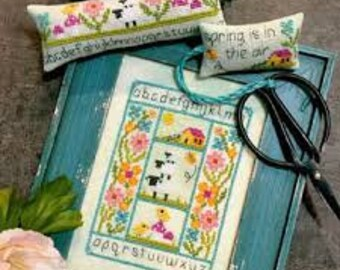Rustic Spring Set by Tiny Modernist