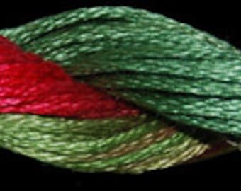 Christmas Time (01085) Threadworx over-dyed embroidery threads