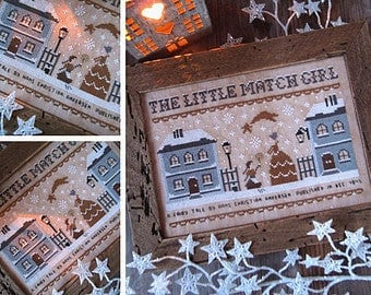 The Little match Girl by The Little Stitcher