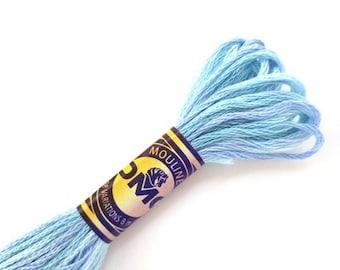 DMC (#4020) Mouline Color Variations Floss