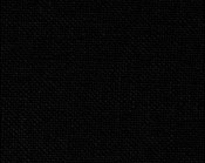 32 ct Black Belfast Linen from Zweigart