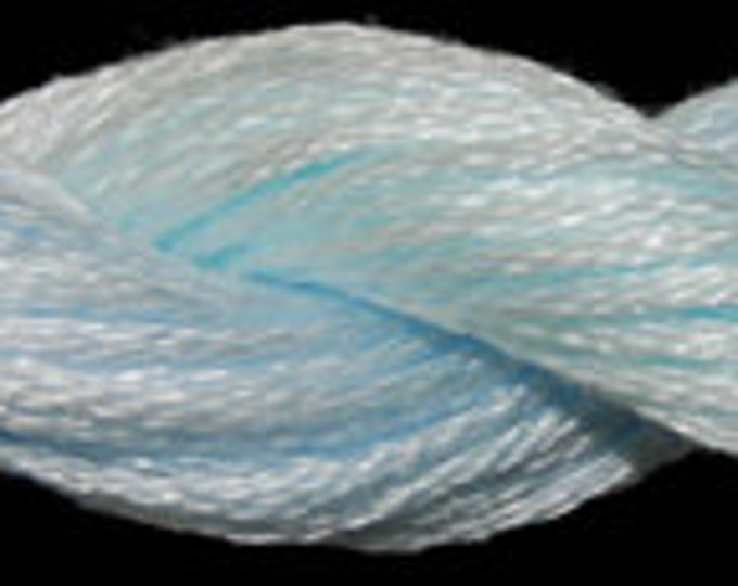 Baby Blue Eyes (01018) Threadworx over-dyed embroidery threads