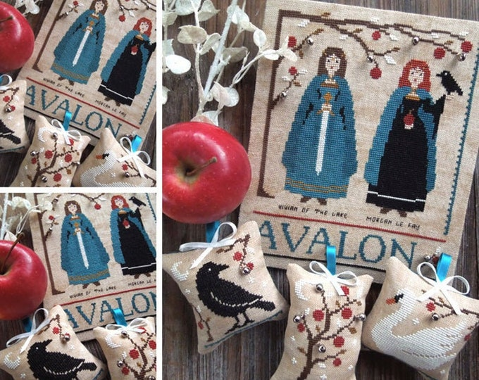 Avalon by The Little Stitcher