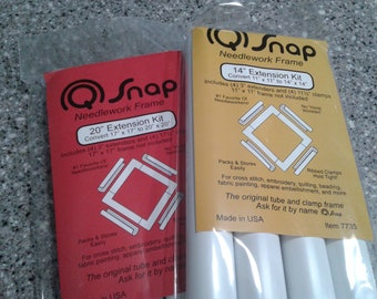 Q-snap Extension Kits - assorted sizes