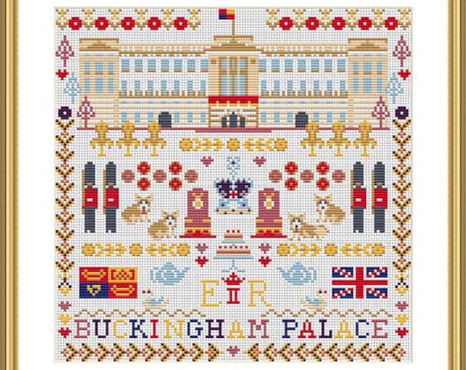 Buckingham Palace - London by Riverdrift House